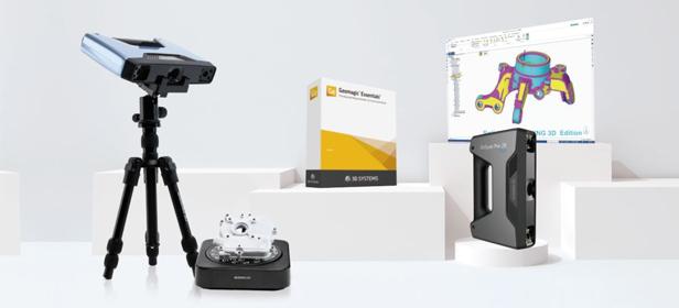 EinScan Pro 2X series